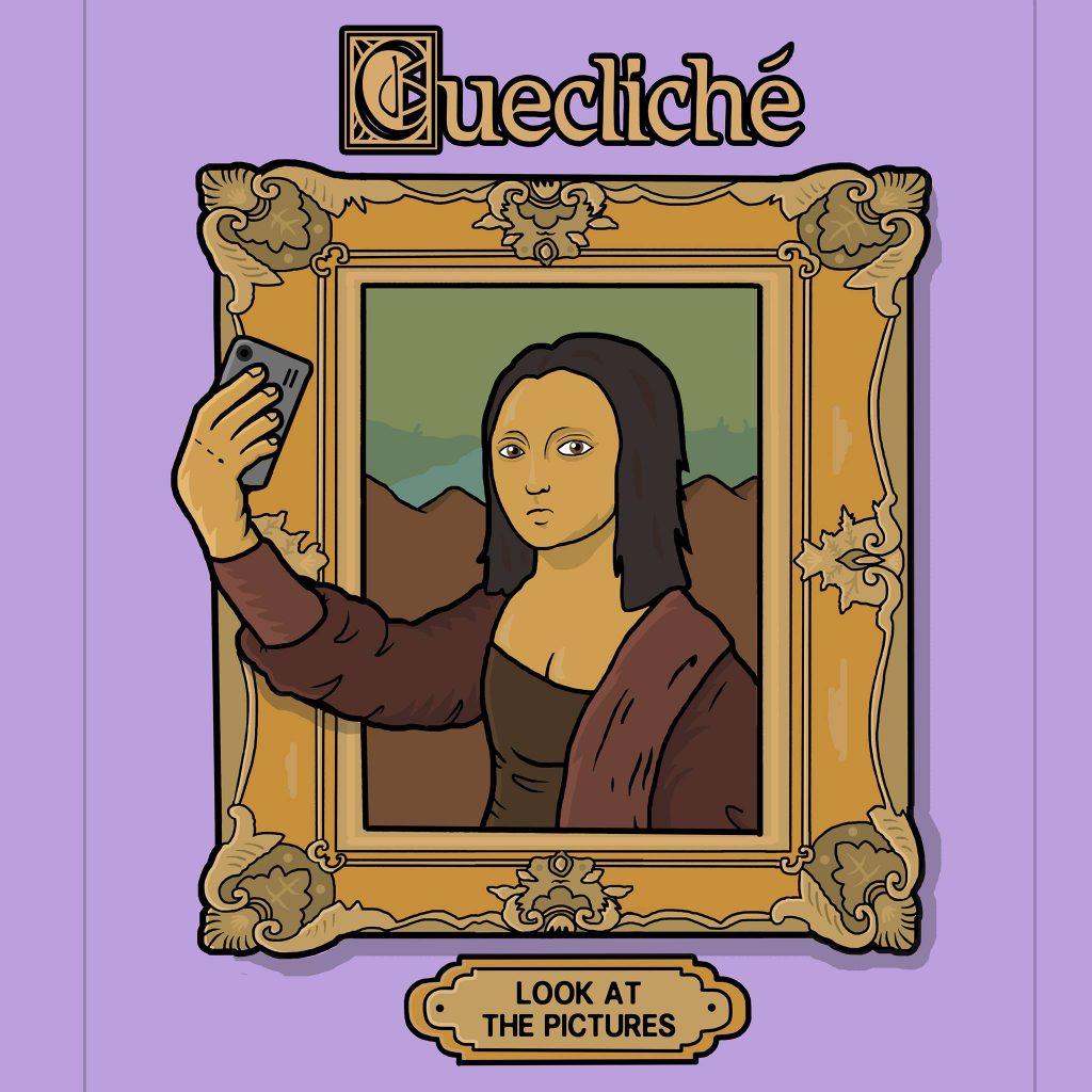 Cuecliche - Look at Pictures EP